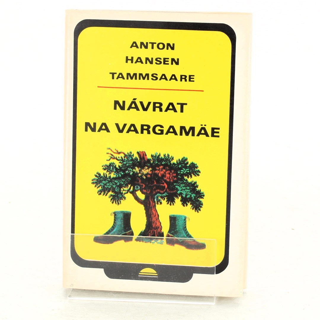 Anton Hansen Tammsaare: Návrat na Vargamäe