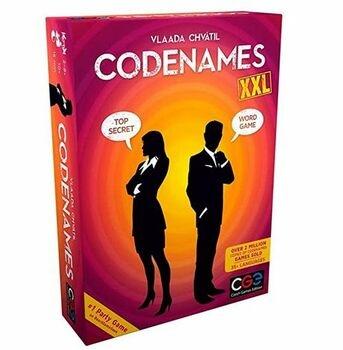 Stolní hra Czech Games Edition Codenames XXL