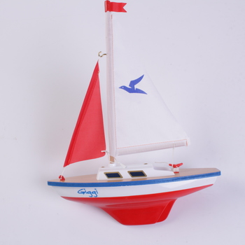Model plachetnice Günther Giggi