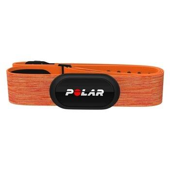 Hrudní pás Polar H10 oranžový