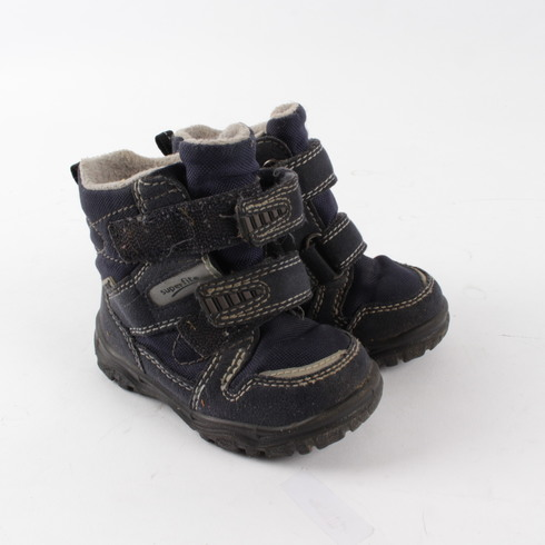 Dětské zimní boty Superfit modré barvy - bazar  3db4b551e0