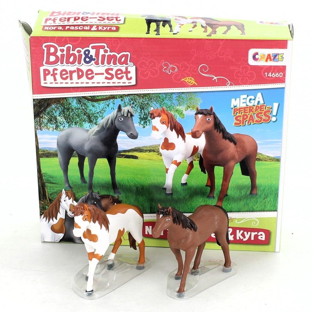 Plastové hračky Craze