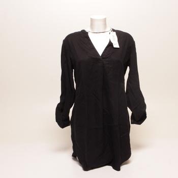 Dámské košilové šaty EDC by ESPRIT černé
