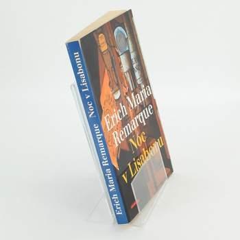 Kniha    Noc v Lisabonu Erich Maria Remarque