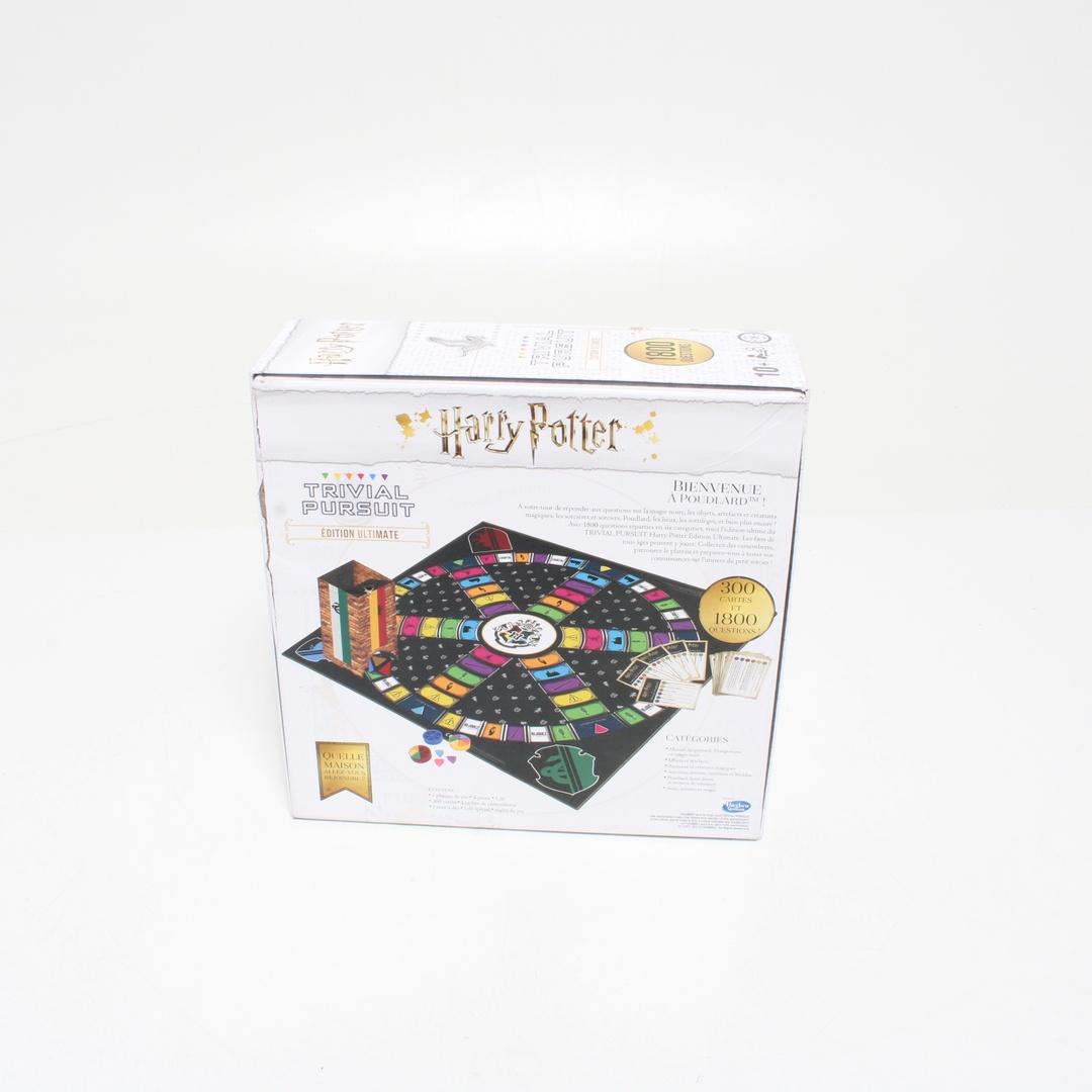 Winning Moves Harry Potter Trivial Pursuit