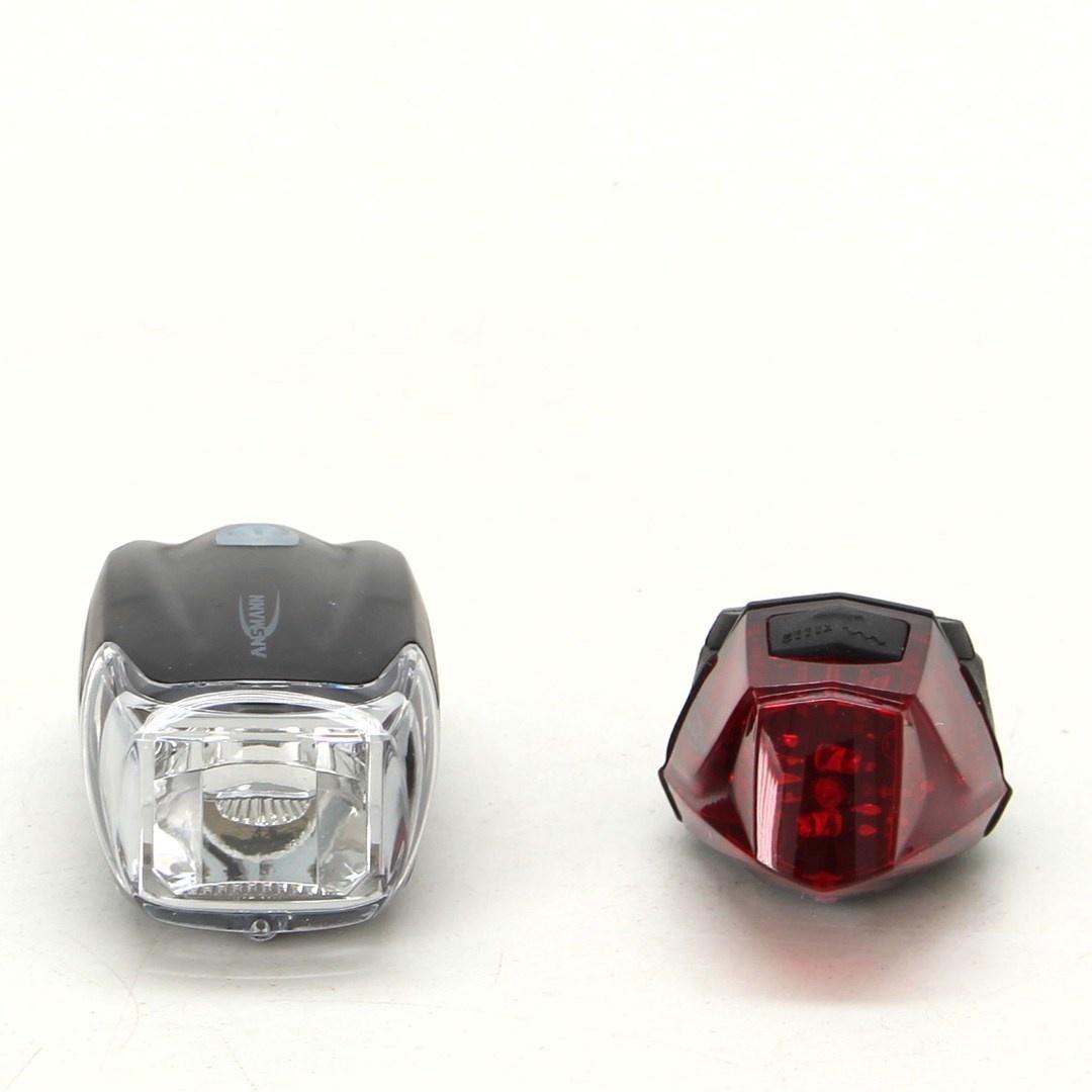 LED světla na kolo
