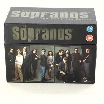 Sada DVD The Sopranos - kompletní seriál