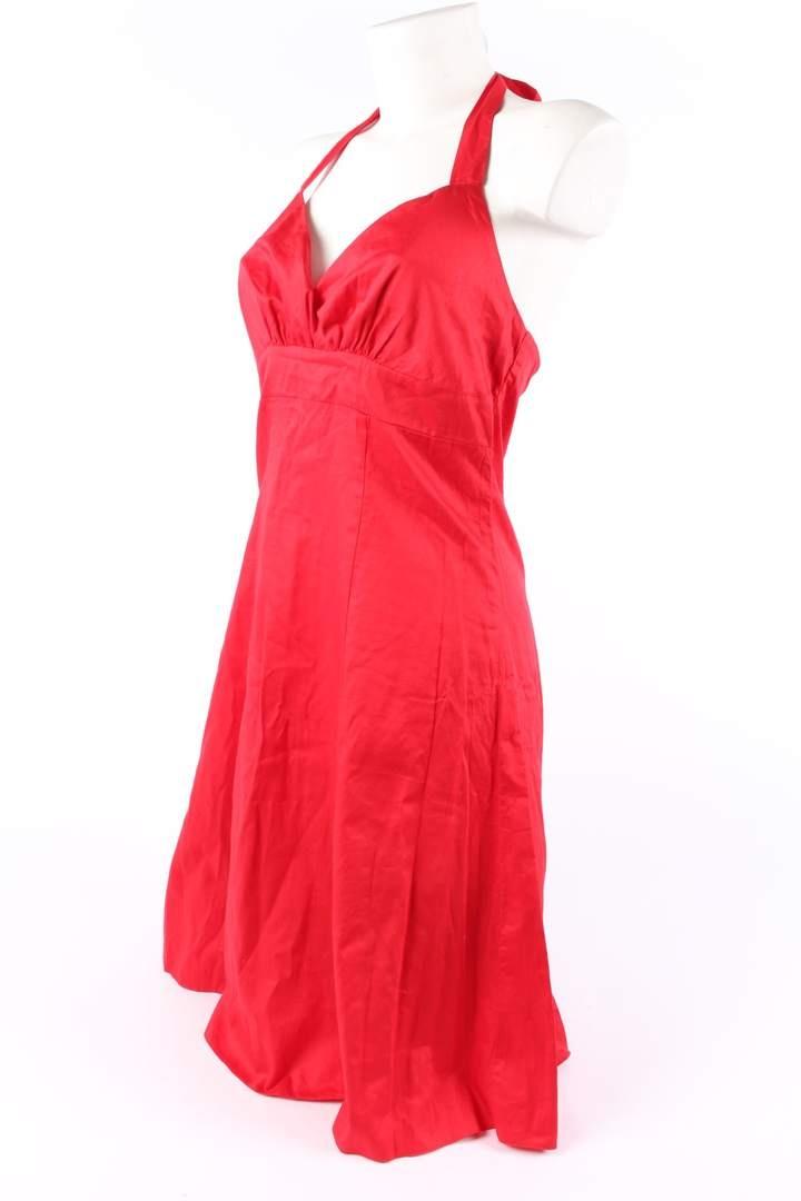 Dámské šaty Ordipol červené