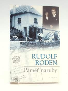 Kniha Rudolf Roden: Paměť naruby