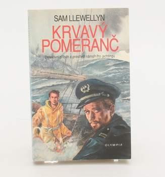 Kniha Krvavý pomeranč - Sam Llewellyn
