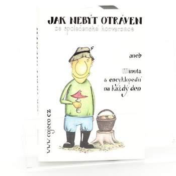 Kniha Jak nebýt otráven Jakub Horák
