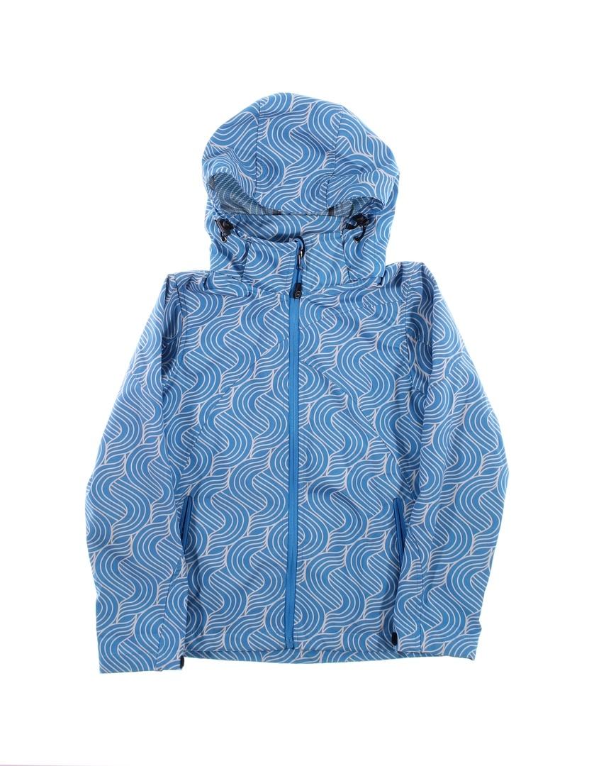 Dětská bunda Temster modrá