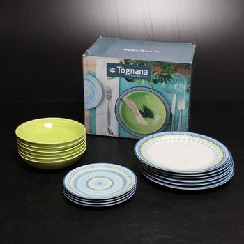 Sada talířů Tognana OM070185456 18 ks