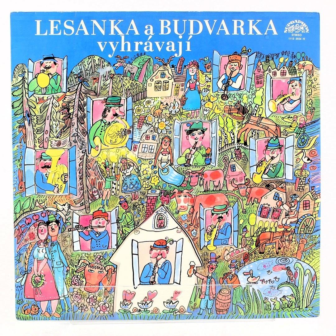 LP Lesanka a Budvarka vyhrávají