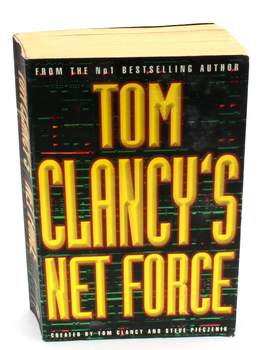 Kniha Steve Perry: Tom Clancys Net Force