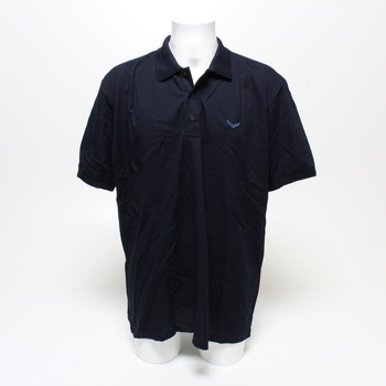 Pánské polo triko Trigema 621601 černé