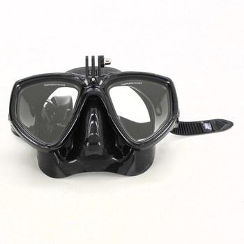 Potápěčské brýle Seac s adaptérem pro kameru