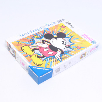 Puzzle 1000 Ravensburger 15391 Mickey Mouse