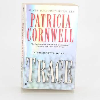 Kniha Patricia Cornwell: Trace