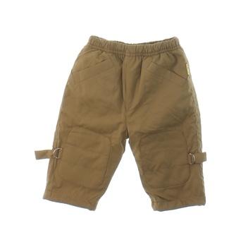 Kojenecké kalhoty FROG barva khaki