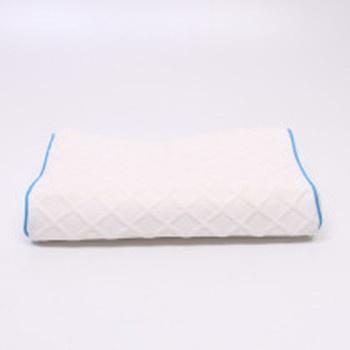 Pěnový polštář Keenstone, bílý