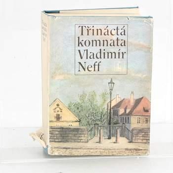 Kniha Třináctá komnata Vladimír Neff