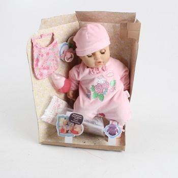 Panenka Zapf creation Baby Annabell měkká
