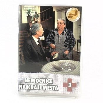 DVD Nemocnice na kraji města 3