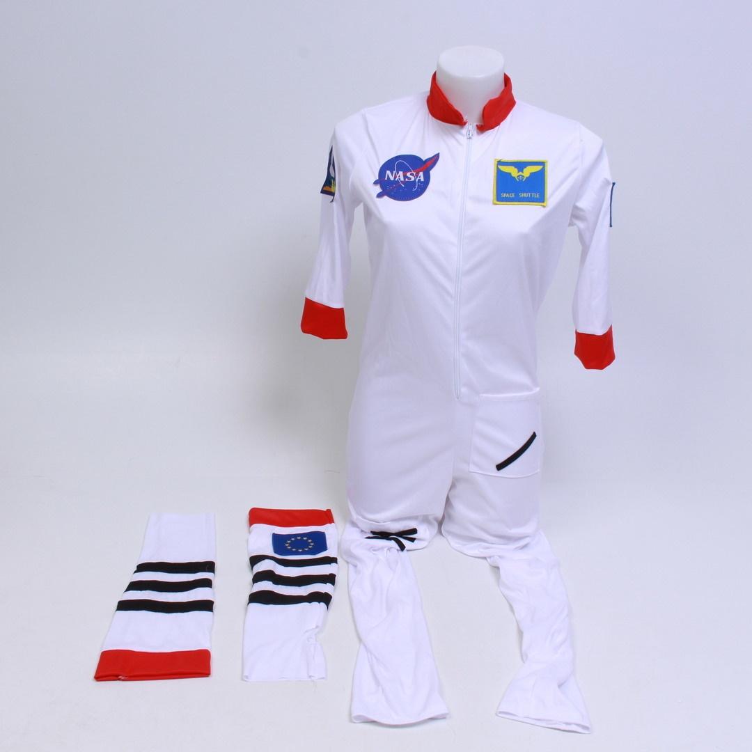 Dámský kostým Karnival Costumes Astronaut