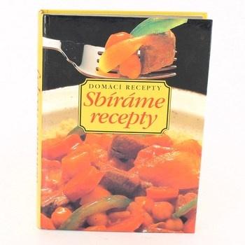 Kolektiv autorů: Sbíráme recepty
