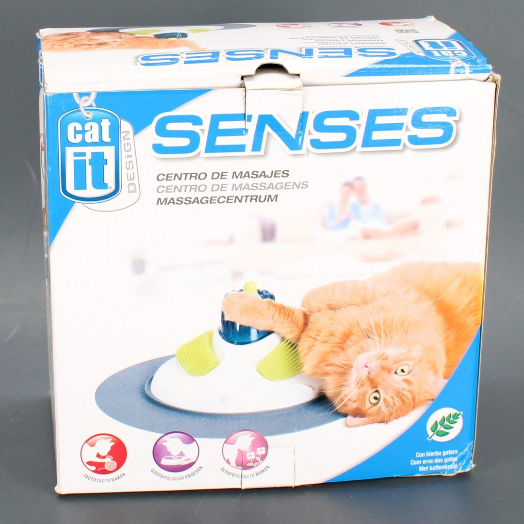 Masážní centrum Cat It Design Senses