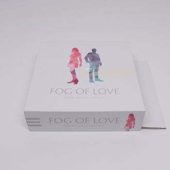 Společenská hra  Fog of Love Hush Hush