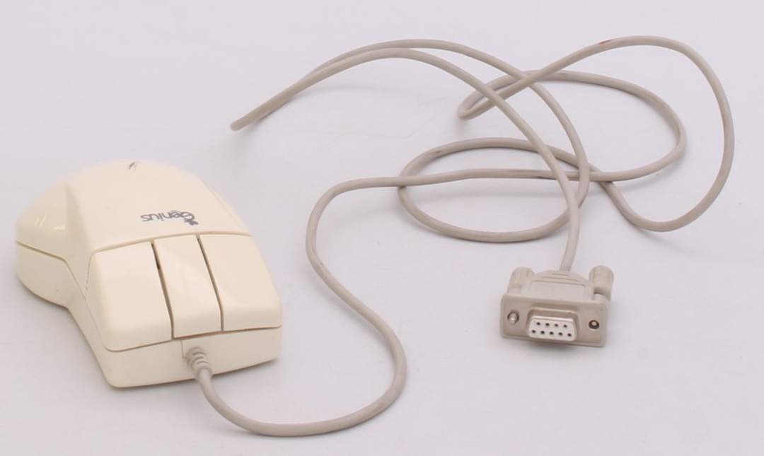 Myš Genius Mouse 3 kuličková