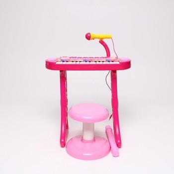 Piano s mikrofonem Bontempi 13 3671