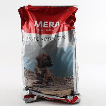 Doplňkové krmivo pro mladé psy Mera