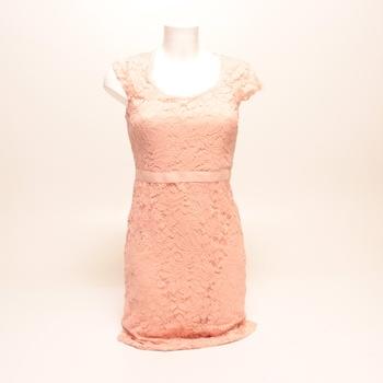 Dámské šaty s.Oliver růžové