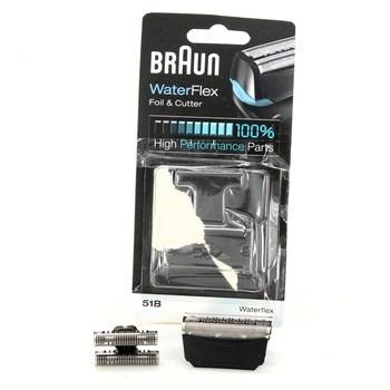 Náhradní hlavice Braun 51B Waterflex