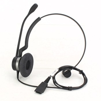 Sluchátka s mikrofonem Jabra BIZ 2300 Mono