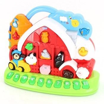 Interaktivní hračka Chicco Farma