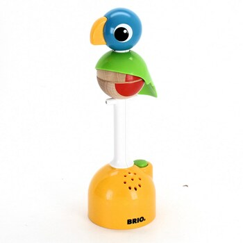 Hudební hračka Brio 30262 papoušek Polly