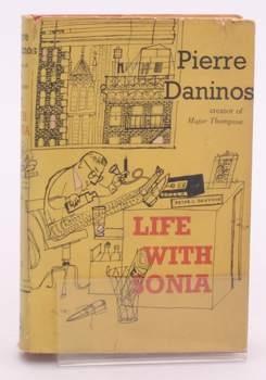 Kniha Pierre Daninos: Life with Sonia