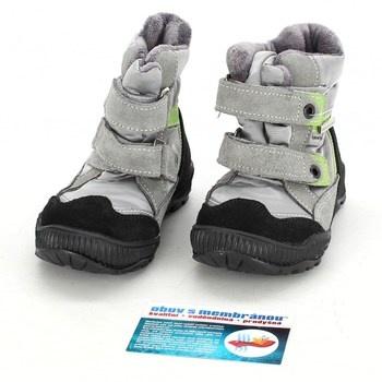 Zimní boty Santé dětské s membránou