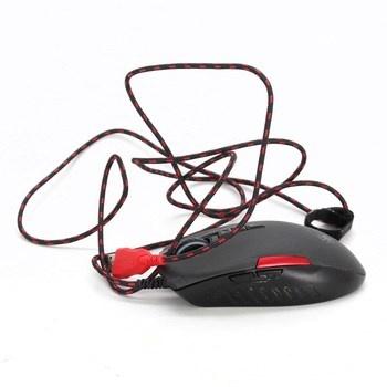Optická kabelová myš A4tech VM2