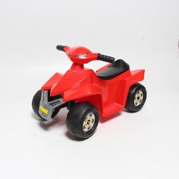 Elektrické vozítko Quad Racy Feber 800011252