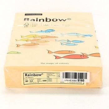 Barevné papíry Rainbow 88042275 A4 500 kusů