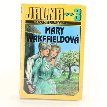 Kniha Mazo de la Roche: Mary Wakefieldová