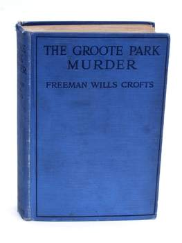 Kniha The Groote Park Murder Freeman Wills Crofts