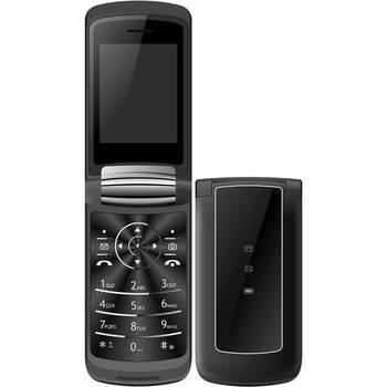 Mobilní telefon Cube1 VF400 dual sim černý