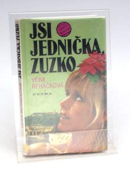 Kniha Věra Řeháčková - Jsi jednička, Zuzko