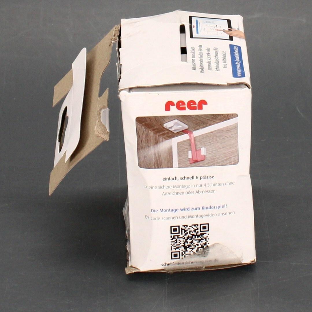 Zábrana na skříň a zásuvky Reer